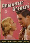 Cover For Romantic Secrets 31