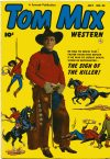 Cover For Tom Mix Western 55