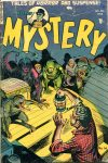 Cover For Mister Mystery 14