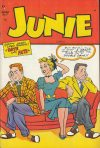 Cover For Junie Prom Comics 7