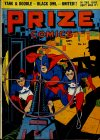Cover For Prize Comics 34