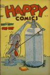 Cover For Happy Comics 35