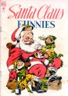 Cover For 0205 Santa Claus Funnies
