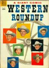 Cover For Western Roundup 11