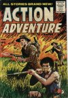 Cover For Action Adventure Comics 3