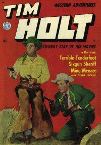 Large Thumbnail For Tim Holt #9