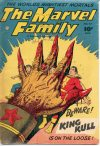 Cover For The Marvel Family 77