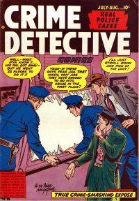 Large Thumbnail For Crime Detective Comics v2 #3