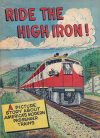 Cover For Ride The High Iron!