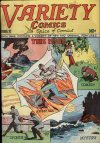 Cover For Variety Comics 3