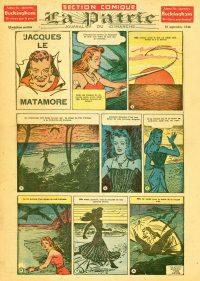 Large Thumbnail For La Patrie - Section Comique (1944-09-10)