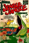 Cover For Jingle Jangle Comics 33