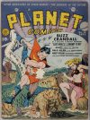 Cover For Planet Comics 14