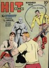 Cover For Hit Comics 55