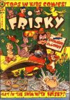 Cover For Frisky Fables 43
