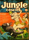 Cover For Jungle Comics 19