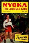 Cover For Nyoka the Jungle Girl 68