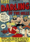 Cover For Babe, Darling of the Hills 10