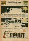 Cover For The Spirit (1949 3 20) Star Ledger