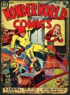 Cover For Wonderworld Comics 6