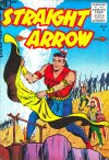 Cover For Straight Arrow 49