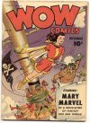 Cover For Wow Comics 19