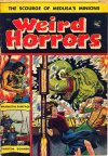 Cover For Weird Horrors 5