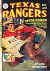 Cover For Texas Rangers Dec 1943