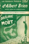 Cover For Albert Brien v2 2 Condamné à Mort