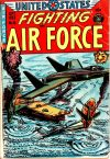 Cover For U.S. Fighting Air Force 16