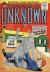 Cover For Adventures into the Unknown 128