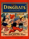 Cover For Dingbats Annual 1950