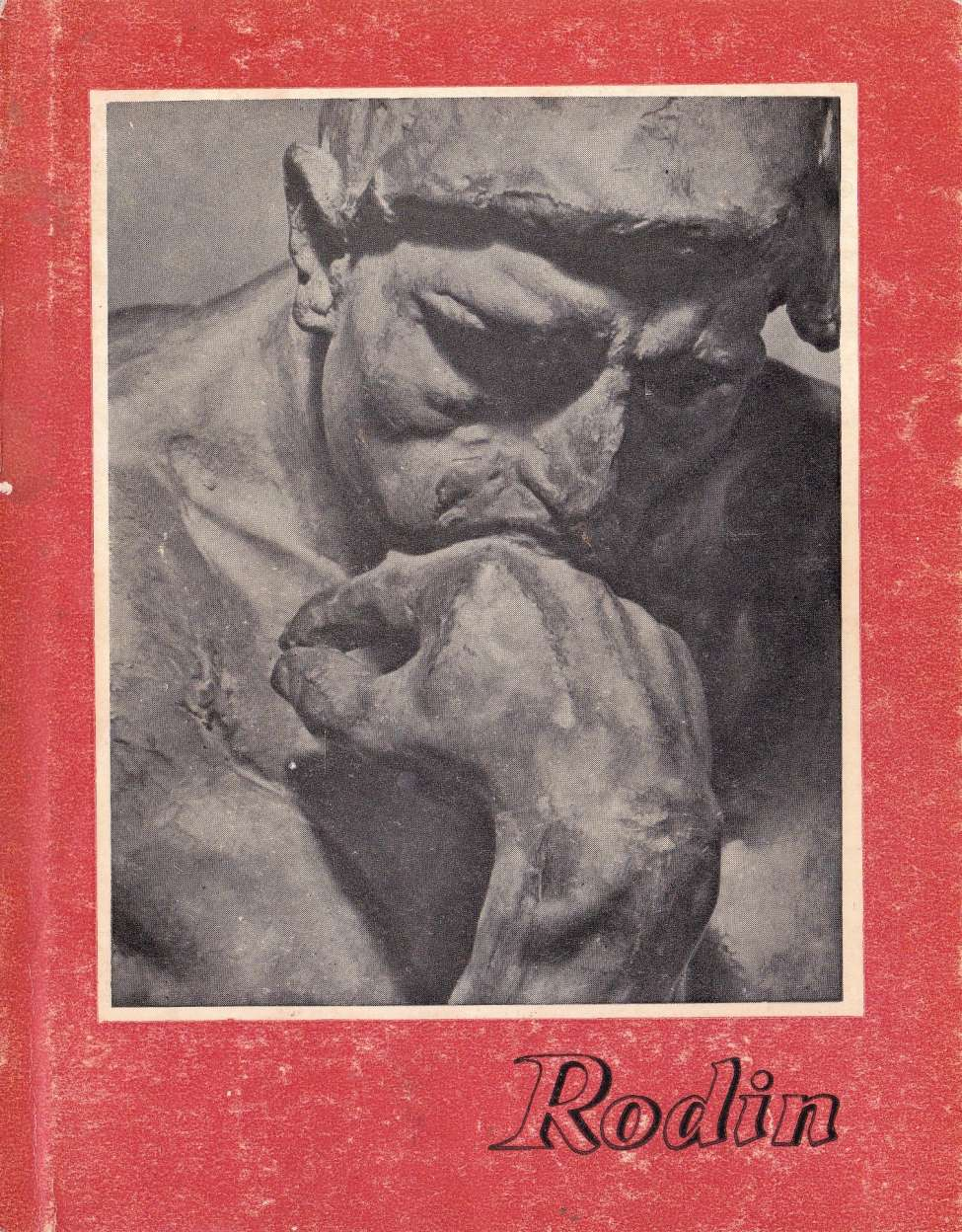 Comic Book Cover For Rodin