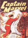 Cover For Captain Marvel Adventures 11 (fiche)