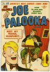 Cover For Joe Palooka Comics 16