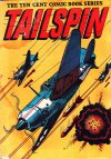 Cover For Tailspin ONE SHOT