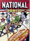 Cover For National Comics 11
