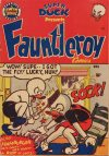 Cover For Fauntleroy Comics 1