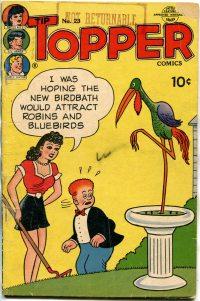 Large Thumbnail For Tip Topper Comics 23