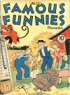 Cover For Famous Funnies 112