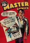 Cover For Master Comics 45