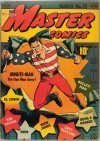 Cover For Master Comics 12