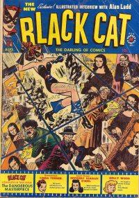 Large Thumbnail For Black Cat #24