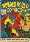 Cover For Wonderworld Comics 14