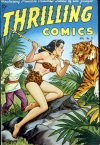 Cover For Thrilling Comics 71