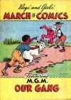 Cover For March of Comics 3 Featuring M.G.M Our Gang