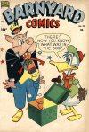 Cover For Barnyard Comics 28