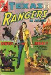 Cover For Texas Rangers in Action 40