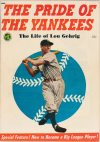 Cover For Pride of the Yankees