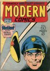 Cover For Modern Comics 53